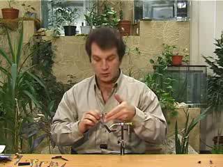 Игорь тяпкин начнем с нуля вязание мушек